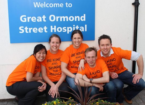 Great Ormond Street Hospital (GOSH)