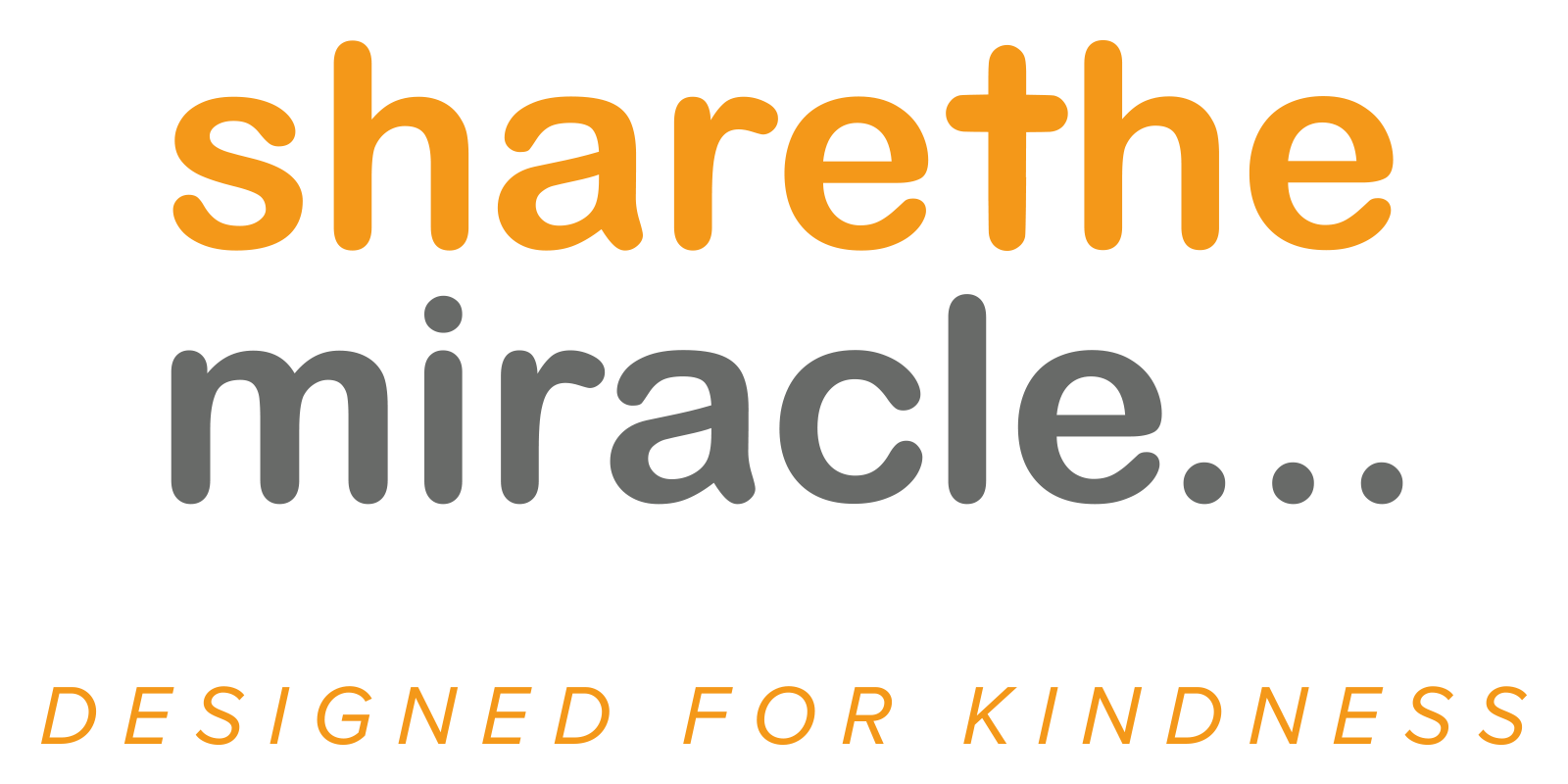 ShareTheMiracle...